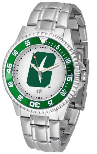 North Carolina Charlotte 49ers Competitor Steel Men's Watch