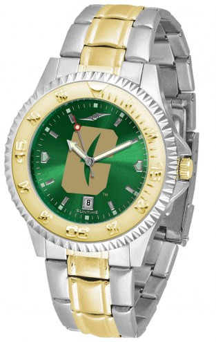 North Carolina Charlotte 49ers Competitor Two-Tone AnoChrome Men's Watch