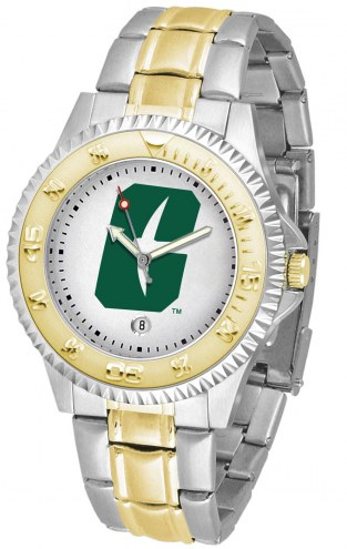 North Carolina Charlotte 49ers Competitor Two-Tone Men's Watch