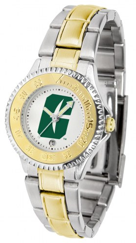North Carolina Charlotte 49ers Competitor Two-Tone Women's Watch