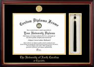North Carolina Charlotte 49ers Diploma Frame & Tassel Box