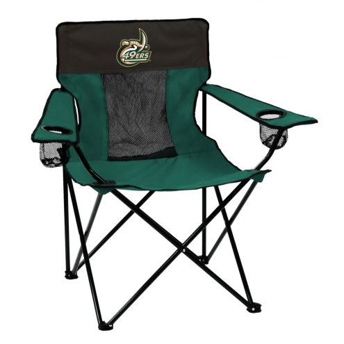 North Carolina Charlotte 49ers Elite Tailgating Chair