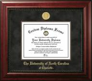 North Carolina Charlotte 49ers Executive Diploma Frame
