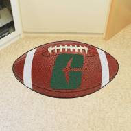 North Carolina Charlotte 49ers Football Floor Mat