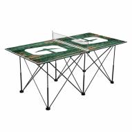 North Carolina Charlotte 49ers Pop Up 6' Ping Pong Table
