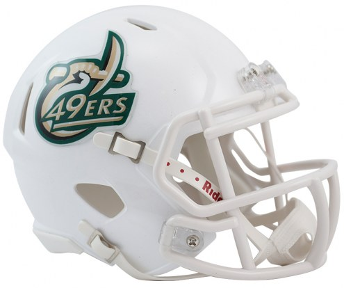 North Carolina Charlotte 49ers Riddell Speed Mini Collectible Football Helmet