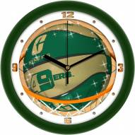 North Carolina Charlotte 49ers Slam Dunk Wall Clock