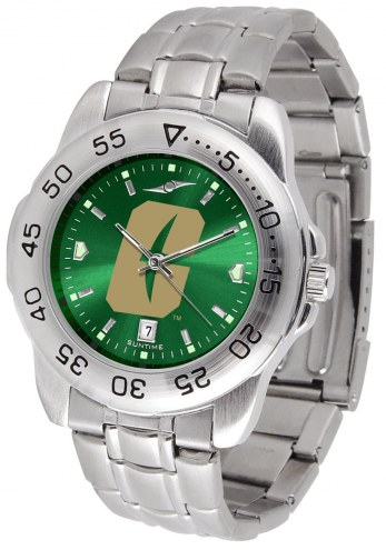 North Carolina Charlotte 49ers Sport Steel AnoChrome Men's Watch