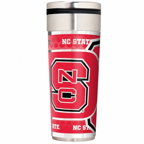 North Carolina State Wolf Pack 22 oz. Hi Def Travel Tumbler