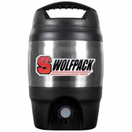 North Carolina State Wolfpack 1 Gallon Beverage Dispenser