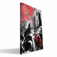 "North Carolina State Wolfpack 16"" x 24"" Spirit Canvas Print"