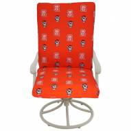 North Carolina State Wolfpack 2 Piece Chair Cushion