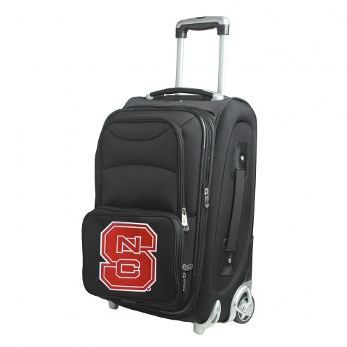 """North Carolina State Wolfpack 21"""" Carry-On Luggage"""