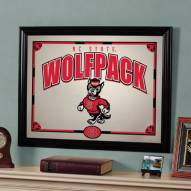 "North Carolina State Wolfpack 23"" x 18"" Mirror"