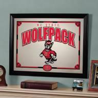 "North Carolina State Wolfpack 23"" x 18"" Mirror"