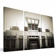 "North Carolina State Wolfpack 24"" x 48"" Stadium Canvas Print"