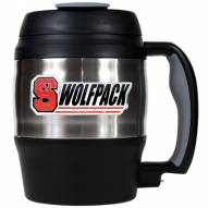 North Carolina State Wolfpack 52 oz. Stainless Steel Travel Mug