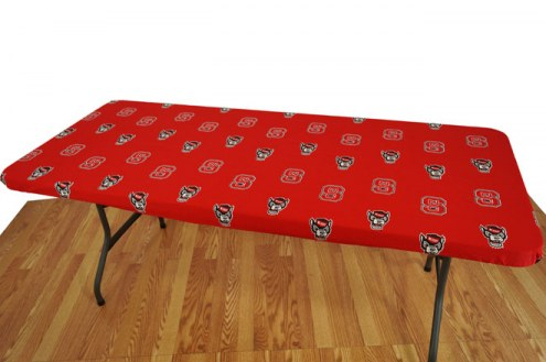 North Carolina State Wolfpack 6' Logo Table Cover