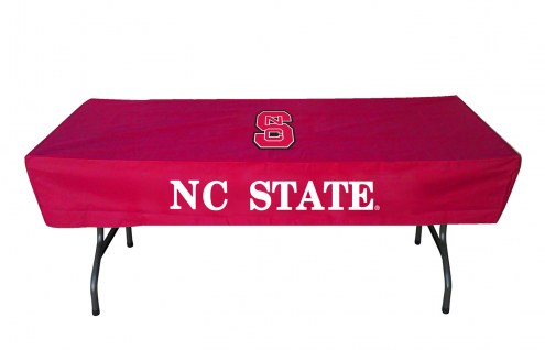 North Carolina State Wolfpack 6' Table Cover