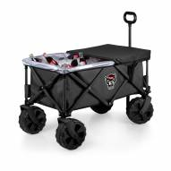 North Carolina State Wolfpack Adventure Wagon with All-Terrain Wheels
