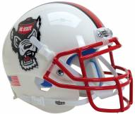 North Carolina State Wolfpack Alternate 3 Schutt XP Collectible Full Size Football Helmet