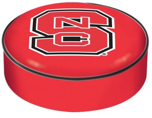 North Carolina State Wolfpack Bar Stool Seat Cover