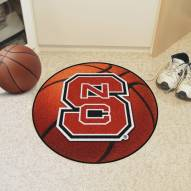 North Carolina State Wolfpack Basketball Mat