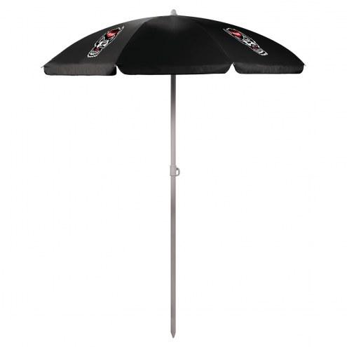 North Carolina State Wolfpack Beach Umbrella