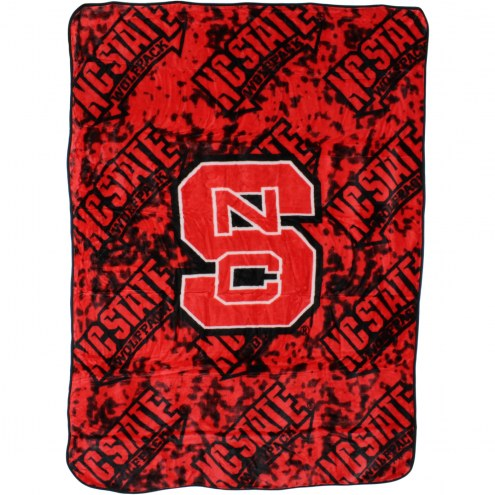 North Carolina State Wolfpack Bedspread