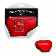 North Carolina State Wolfpack Blade Putter Headcover