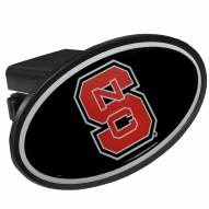 North Carolina State Wolfpack Class III Plastic Hitch Cover