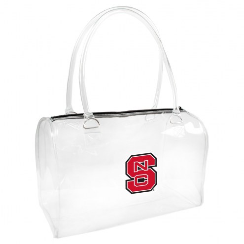 North Carolina State Wolfpack Clear Bowler