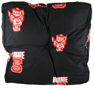 North Carolina State Wolfpack Floor Pillow