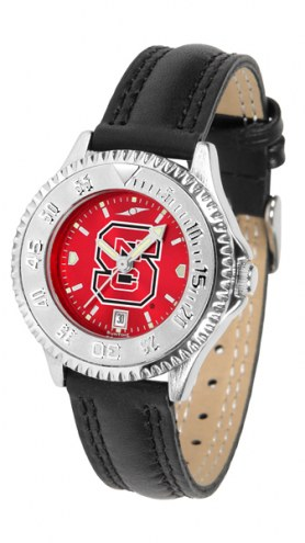 North Carolina State Wolfpack Competitor AnoChrome Women's Watch