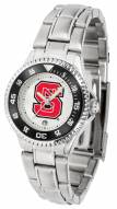 North Carolina State Wolfpack Competitor Steel Women's Watch