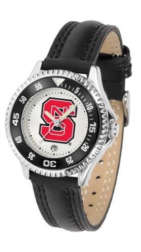 North Carolina State Wolfpack Competitor Women's Watch