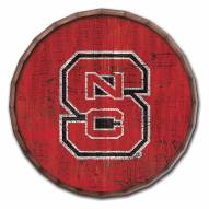 "North Carolina State Wolfpack Cracked Color 16"" Barrel Top"