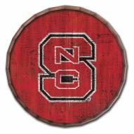 "North Carolina State Wolfpack Cracked Color 24"" Barrel Top"
