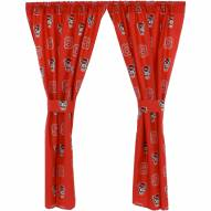 North Carolina State Wolfpack Curtains