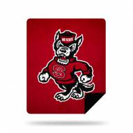 North Carolina State Wolfpack Denali Sliver Knit Throw Blanket