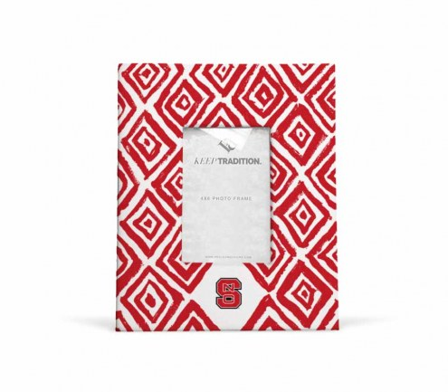 North Carolina State Wolfpack Diamond Picture Frame
