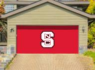 North Carolina State Wolfpack Double Garage Door Banner