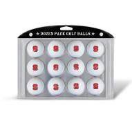 North Carolina State Wolfpack Dozen Golf Balls