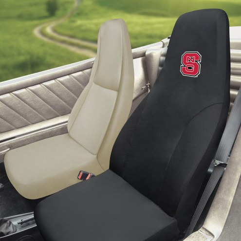 North Carolina State Wolfpack Embroidered Car Seat Cover
