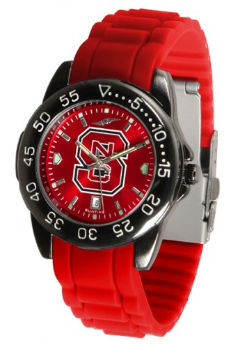 North Carolina State Wolfpack FantomSport AC AnoChrome Men's Watch