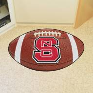 North Carolina State Wolfpack Football Floor Mat