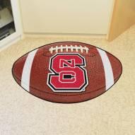 North Carolina State Wolfpack Football Floor Mat