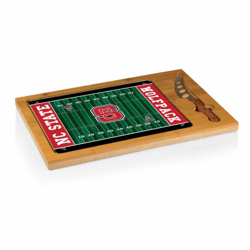 North Carolina State Wolfpack Football Icon Cutting Board