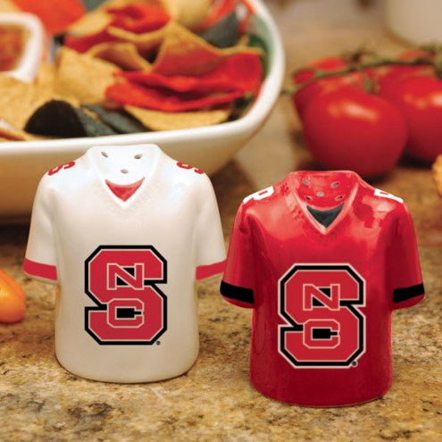 North Carolina State Wolfpack Gameday Salt and Pepper Shakers