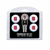 North Carolina State Wolfpack Golf Ball Gift Set
